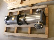 used GRUNDFOS model CRN16-30 pu