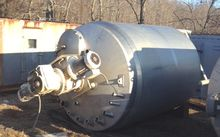 Used LEE 1500 Gallon, Jacketed