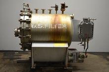 US FILTER Pressure Leaf Filter.