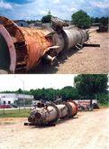 "48"" x 24' Stainless Steel colum"