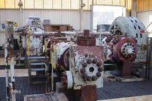 Ingersoll Rand CO2 Compressor.