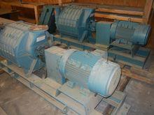 (2) 50 HP Gardner Denver/Lamson