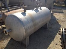 used 340 Gallon Stainless Steel