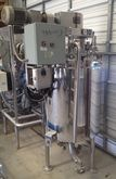 used LEE 100 gallon Double Moti