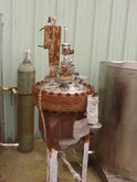 Approx 10 Gallon Stainless Stee