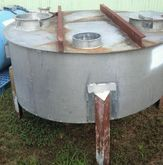 200 Gallon Stainless Steel.  Fl