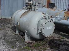 650 gallon horizontal vessel ra