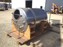 Used Feldmeier 500 Gallon 316L