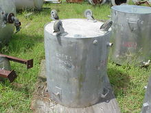 50 gallon stainless steel jacke