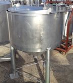 Used approx. 200 Gallon Stainle