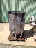 used 100 gallon Stainless Steel