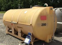 Used 1800 Gallon Pol