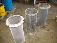 ROTARY/CENTRIFUGAL SIFTER, scre