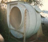 FRP (Fiberglass) Fume Exhauster