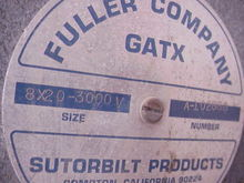 Used Fuller Company