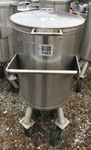 (7) approx. 30 Gallon Stainless