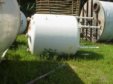 Used 1500 Gallon Gla