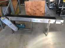 used Arrowhead Belt Conveyor.