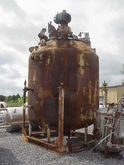 3000 Gallon Glass lined Reactor
