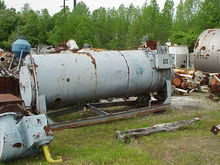 Continental Boiler, model F8D10