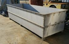 used 1000 gallon stainless stee