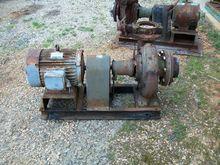 Powered by 10HP Teco motor, S#X