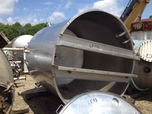 used 3000 gallon Stainless Stee