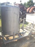 200 gallon Stainless Steel Tank