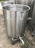 used 60 gallon Stainless Steel