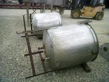165 gallon LEE jacketed kettle,