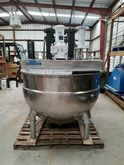 used 250 gallon GROEN jacketed