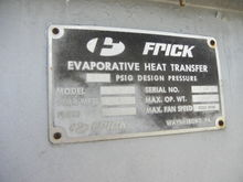 (2) Each used FRICK model Evapo