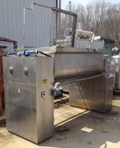 used twin shaft Paddle Blender.