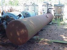 1300 Horizontal Carbon Steel Ta