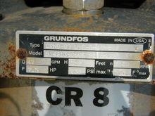 Grundfos Vertical Stainless Ste