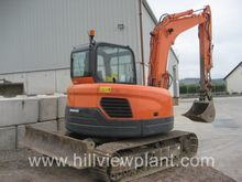 Used 2010 Doosan DX8