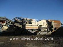 Used Metso LT105 in