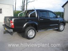 2013 Toyota Hilux Invincible 3.