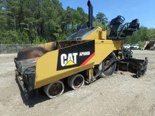 2014 Caterpillar AP-600D