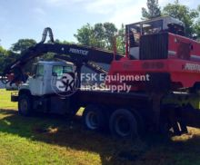 Used Log Loader Truck Mounted for sale  Prentice equipment & more