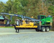 Used Log Loaders And Slasher for sale  Prentice equipment