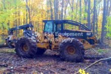 Used Skidders for sale  John Deere, Caterpillar & Franklin