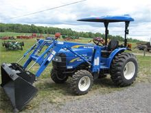 2014 NEW HOLLAND WORKMASTER 40