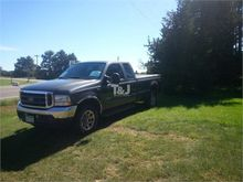2004 FORD F250 FX4