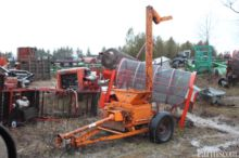 Bear Cat pto Hammer Mill