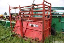 Paul Livestock Scale 3000lb Cap
