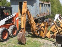 Used Case IH Backhoe
