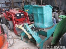 Used WIC Bale Choppe