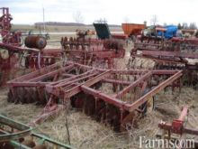 Massey Ferguson Disc Harrows