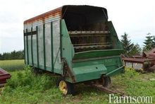 Used Badger Forage b